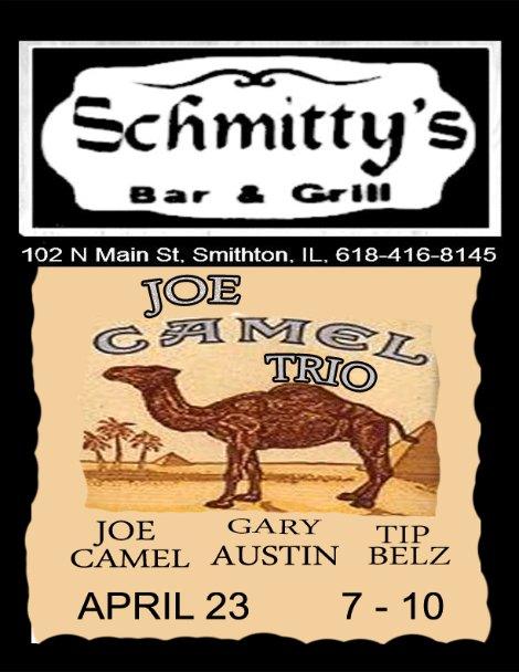 Joe Camel 4-23-16