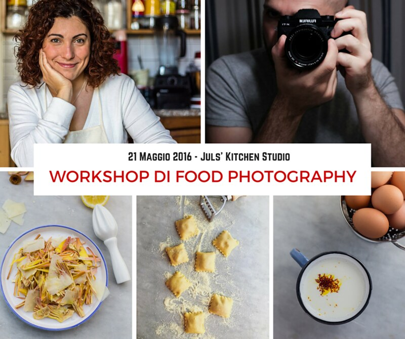 Mangiare con gli occhi - Food photography workshop