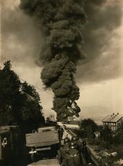 Høvringen tankanlegg brenner (1941)