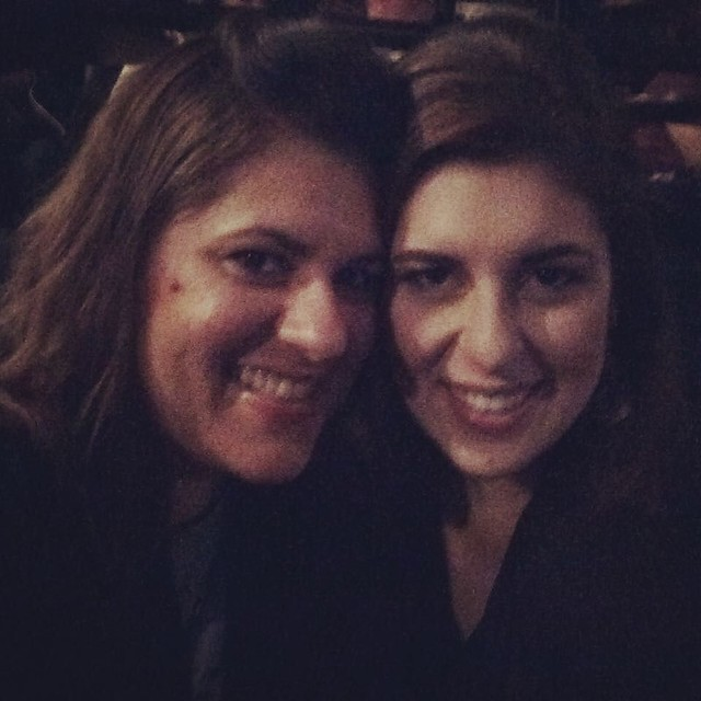 #SisterSunday at the movies! Seeing The Hateful 8!
