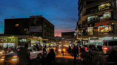 Kampala the Dark City