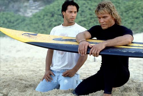 Point Break - 1991 - screenshot 1