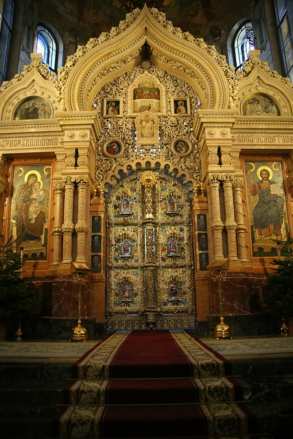 The Church of our Savior of the Spilled Blood