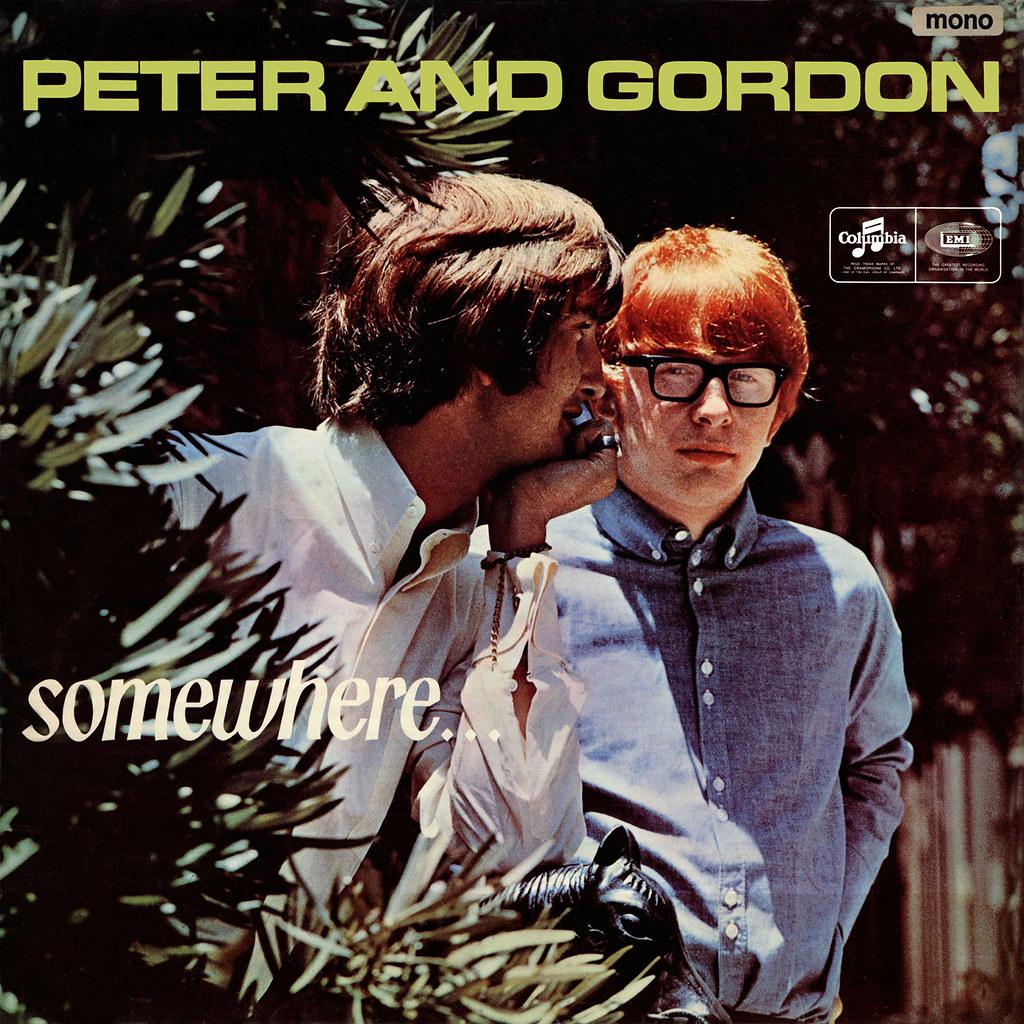 Peter Amp Gordon Lp Cover Art