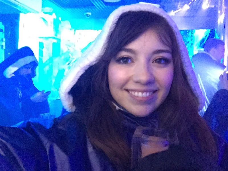 Ice Bar, London, #TravelexTourist