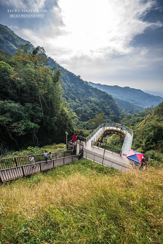 2015.Dec skybridge @Nantou 南投龍鳳天空步道