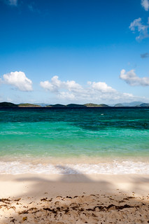Image of Muller Bay Beach. vi stthomas virginislands usvi stt