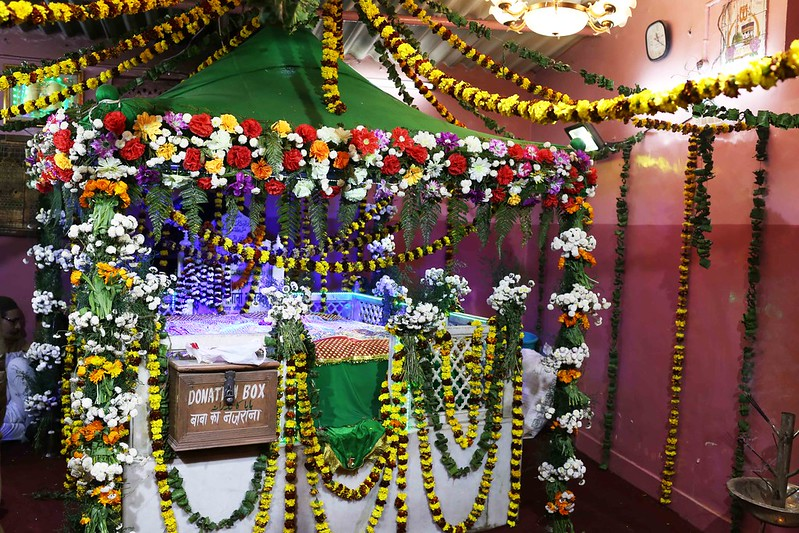City Moment – Curious Festive Offering, Hazrat Turkman Shah's Shrine