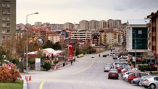 Ankara: Rabindranath Tagore Caddesi
