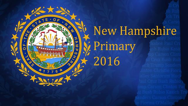 New Hampshire Primary 2016