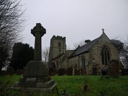 Offchurch Church
