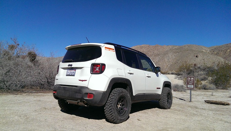 Lifted Jeep Renegade >> White Alpine Out and About - Page 5 - Jeep Renegade Forum
