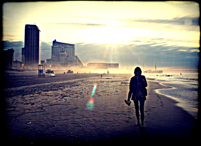 Early Morn, Atlantic City