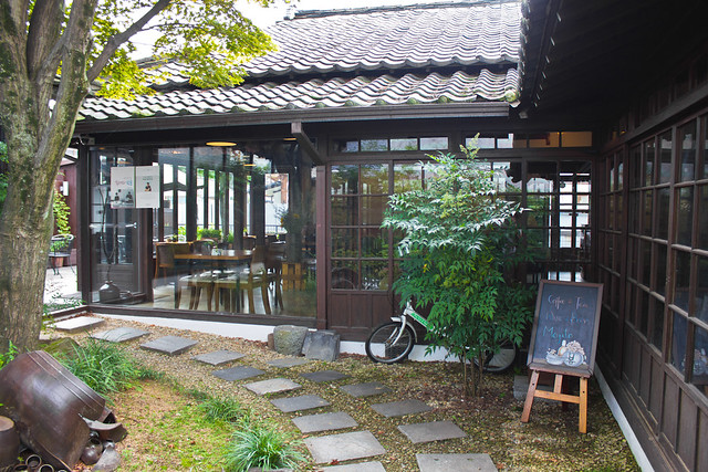 Colonial Japanese-style house, Jeonju, South Korea