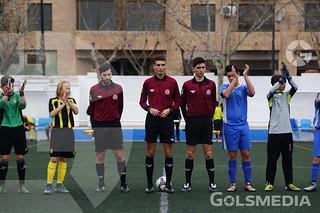 Liga Infantil. Avant Aldaia - CD Roda. David Avila