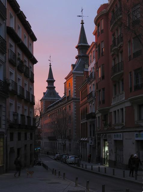 Calle de la Concepción Jerónima, Madrid (2015)