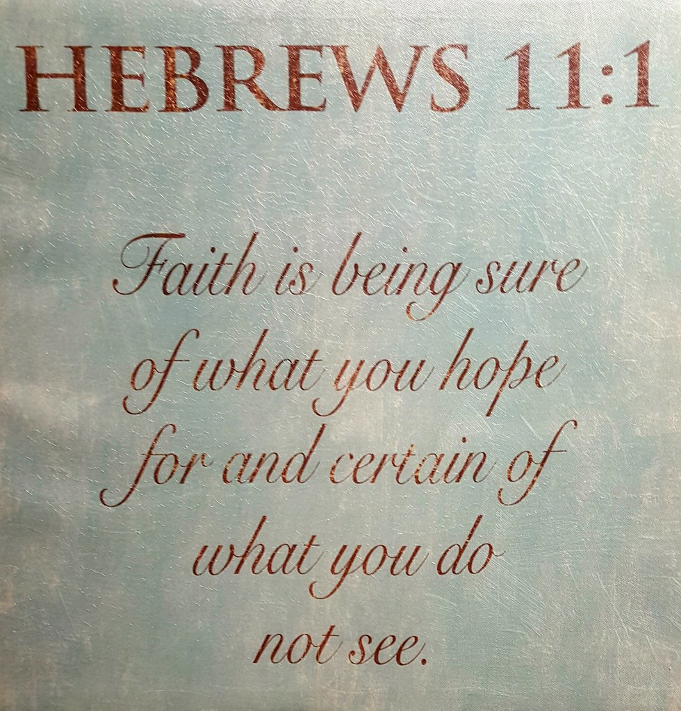 #Faith.