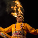 Fiery Balance | Rajasthani Folk Artist
