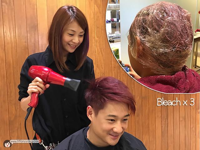 Shunji Matsuo Shiseido Pro Baby Pink