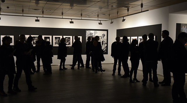 """Exposición """"Valencia Jazz. Perdido Club y otras voces de una eclosión musical"""""""