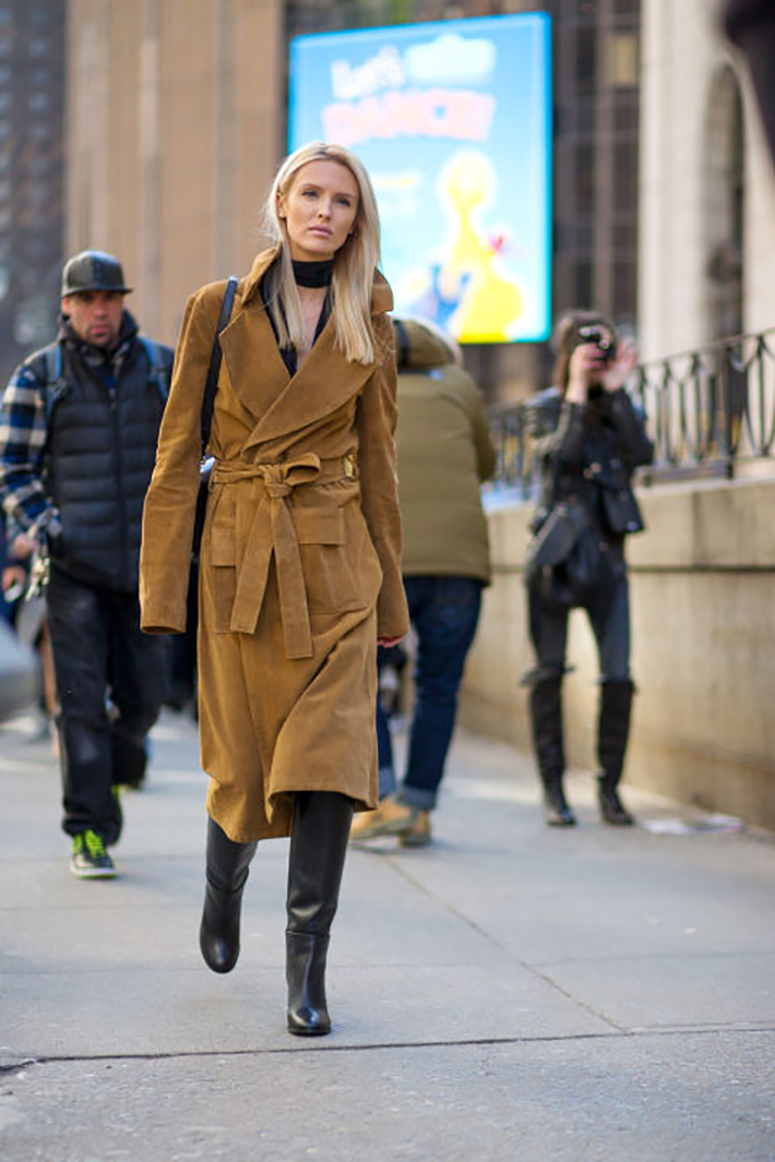 New York Fashion Week street style outfit fashion inspiration6