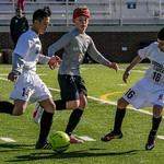 BC v CN B-Team Boys Soccer @ Soccer For A Cure 2-13-16