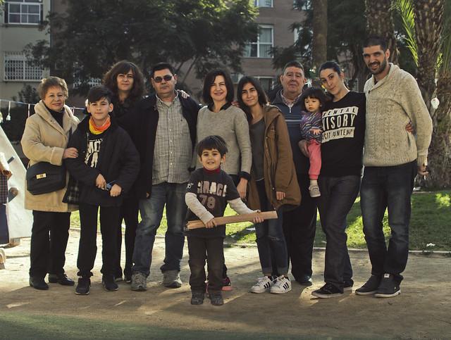 Maite's family (2015)