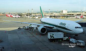 Alitalia B777-200ER GRU (RD)