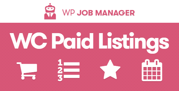 WP Job Manager WC Paid Listings v2.7.0