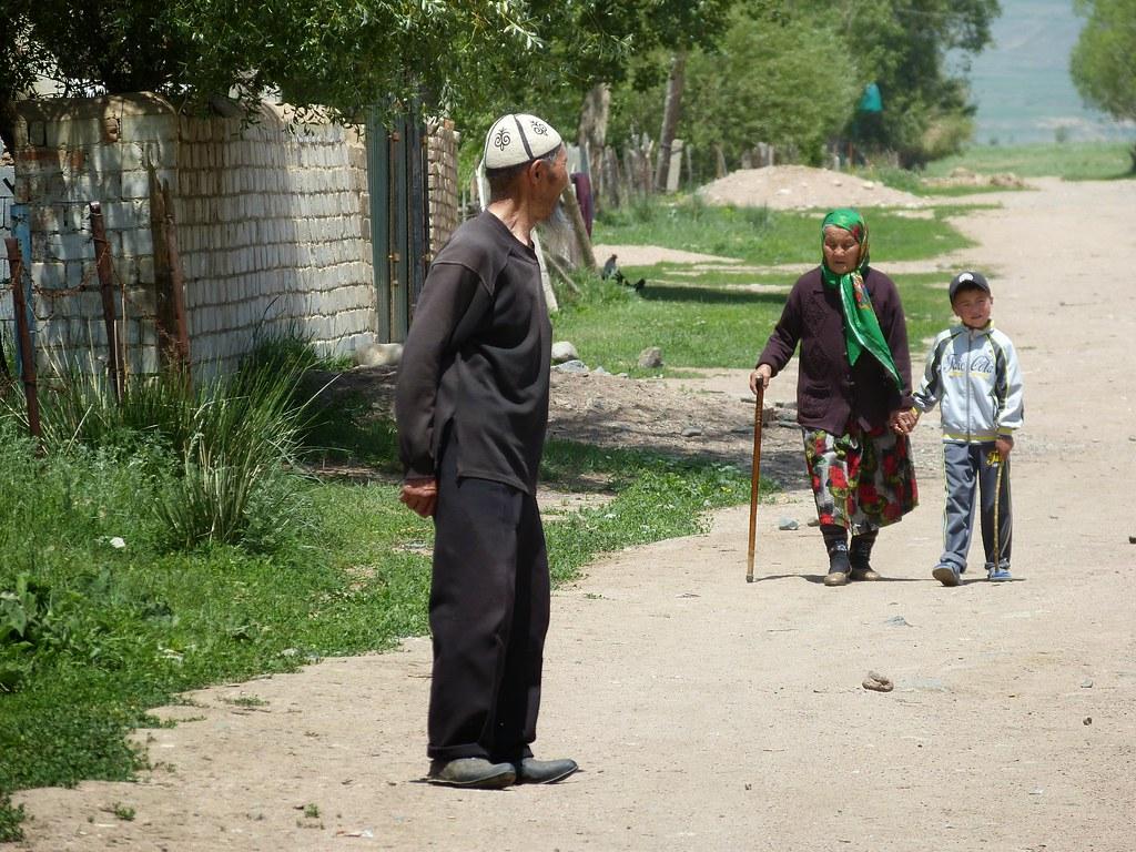 2014 Kirgistan - Son-Kul-See