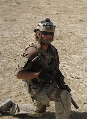 An undated file photo of Senior Chief Special Warfare Operator (SEAL) Edward C. Byers Jr.
