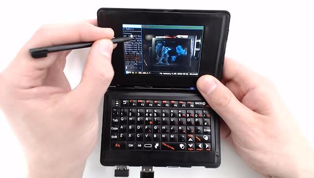 Console Linux Portable