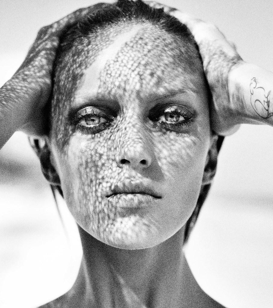 Аня Рубик — Фотосессия для «Allure» RU 2015 – 5