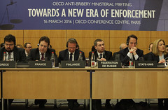 OECD Anti-Bribery Ministerial Meeting: Towards a New Era of Enforcement