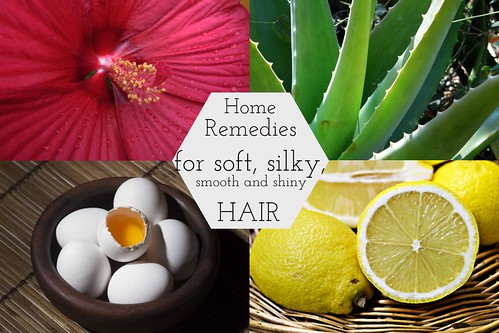 How to get soft,silky,shiny and smooth hair naturally at home