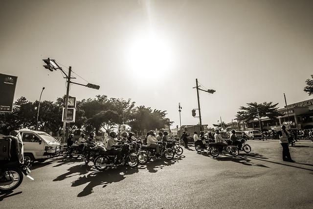 Corner in Kampala
