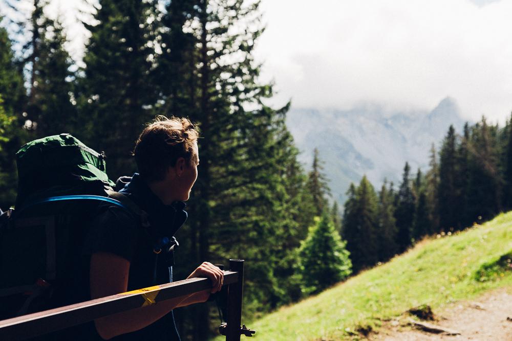 Alpine Pass Route, Lauterbrunnen - Rotstückhutte   Cashew Kitchen