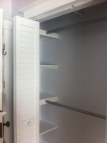 Joyce Bedroom Closet
