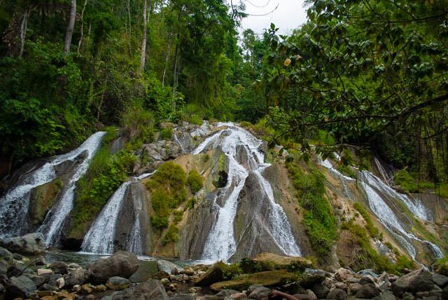 Pulacan Falls Labangan near Pagadian