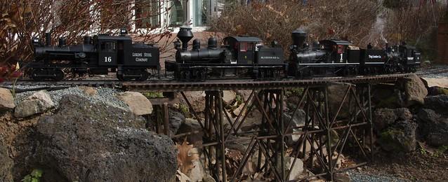 Waldbahn Fahrtag