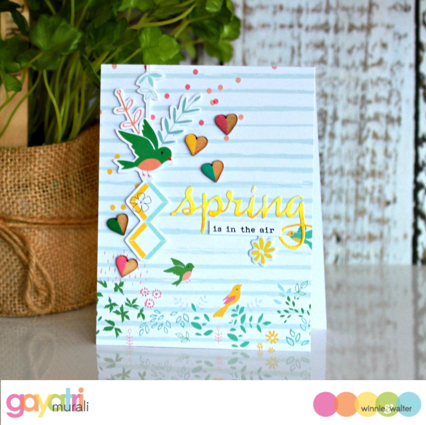 gayatri_Spring card