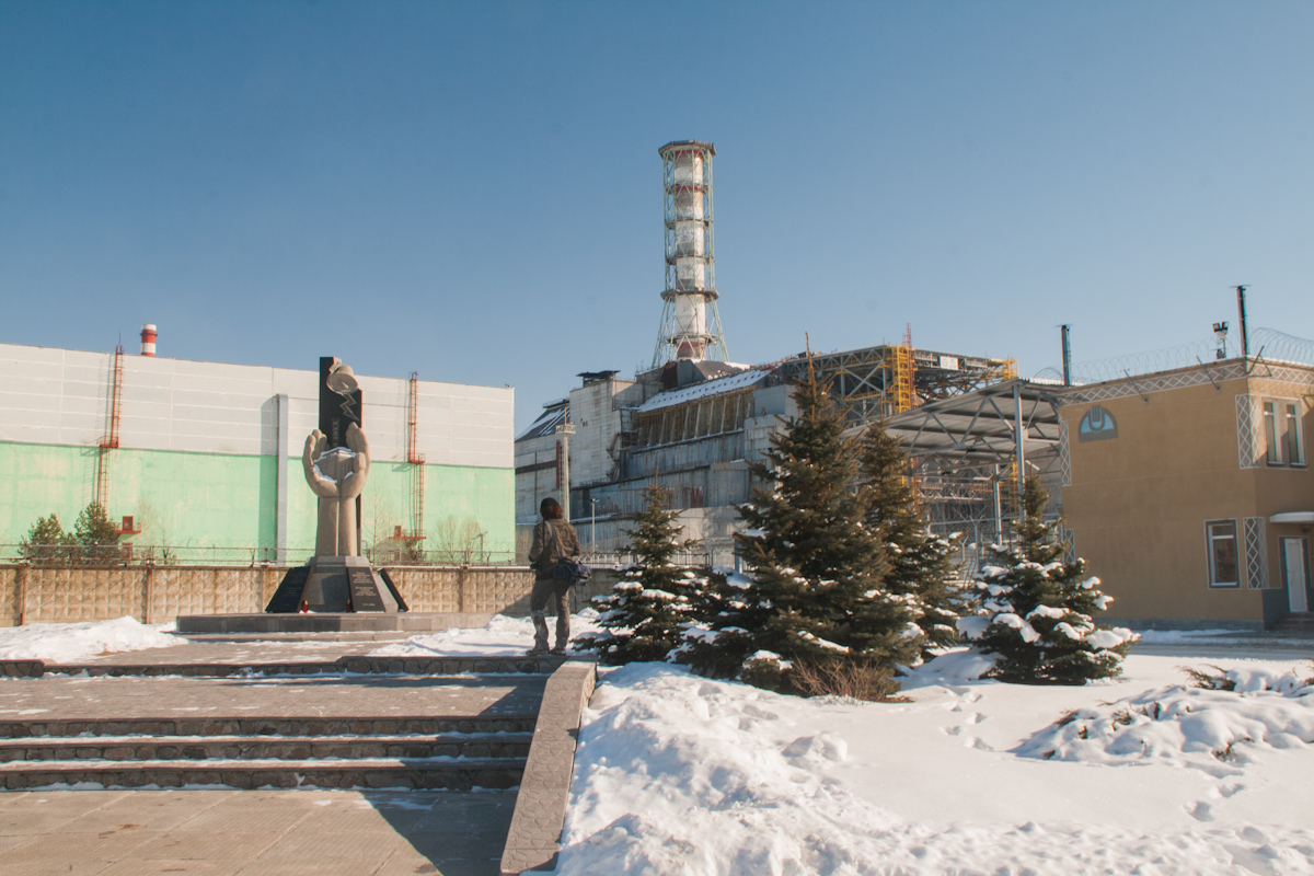 Pictures from Chernobyl exclusion zone
