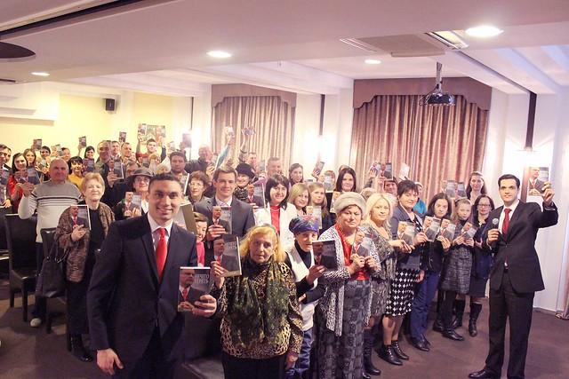 Lançamento Nada a Perder | Moldávia