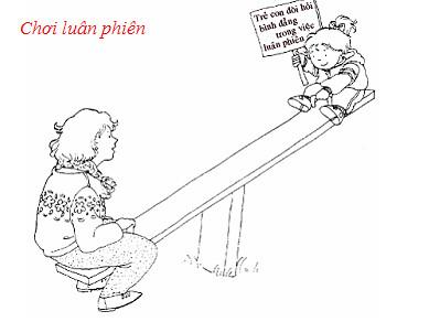 Dạy trẻ tự kỷ các hoạt động luân phiên (8)