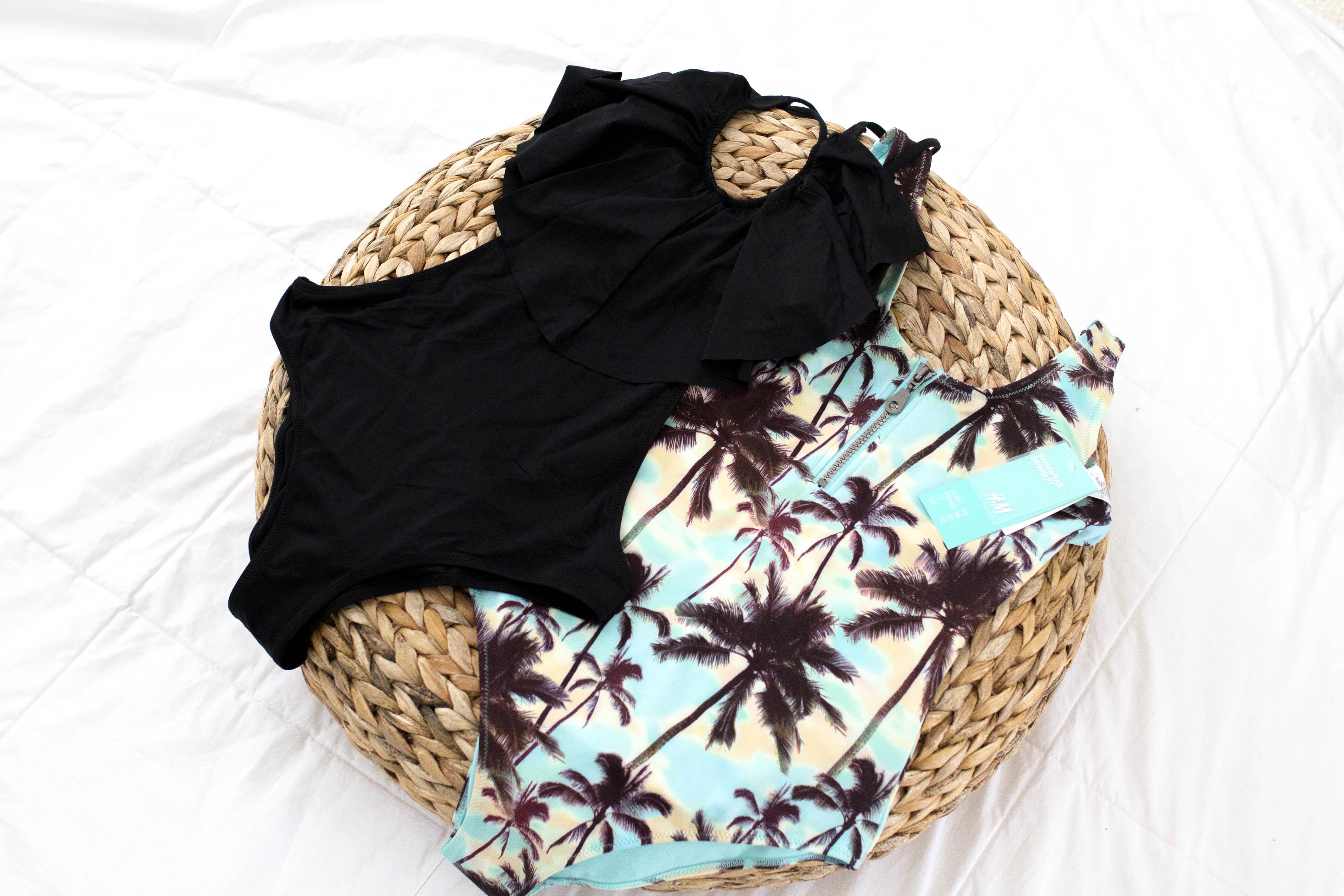 swimsuit H&M