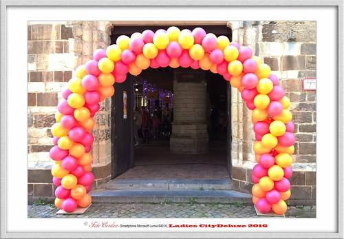 Ballonboog 7m Gemeente Diest Belgie