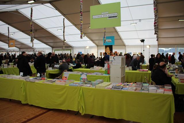 Festival Le Livre à Metz