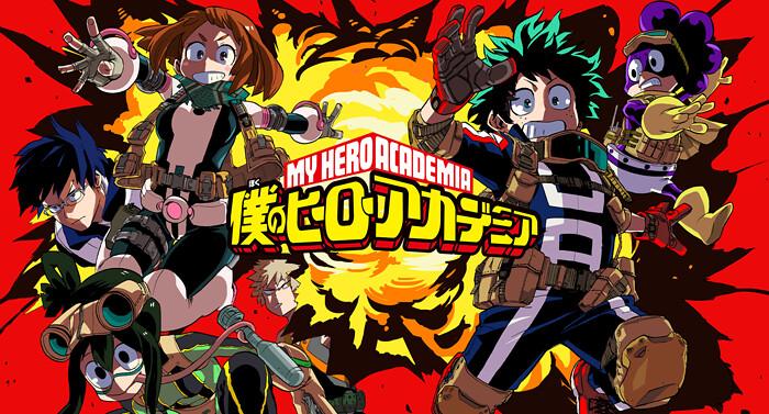 Boku no Hero Academia é mais novo título da Editora JBC