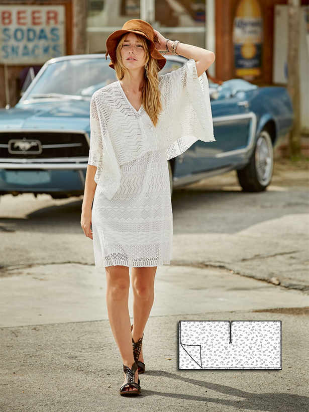 Free Style: 11 New Western & Boho Women\'s Sewing Patterns – Sewing ...