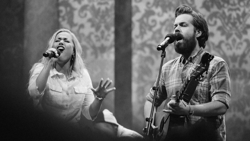 Julie Bergan og Kristian Kristensen - Christine Live 2016